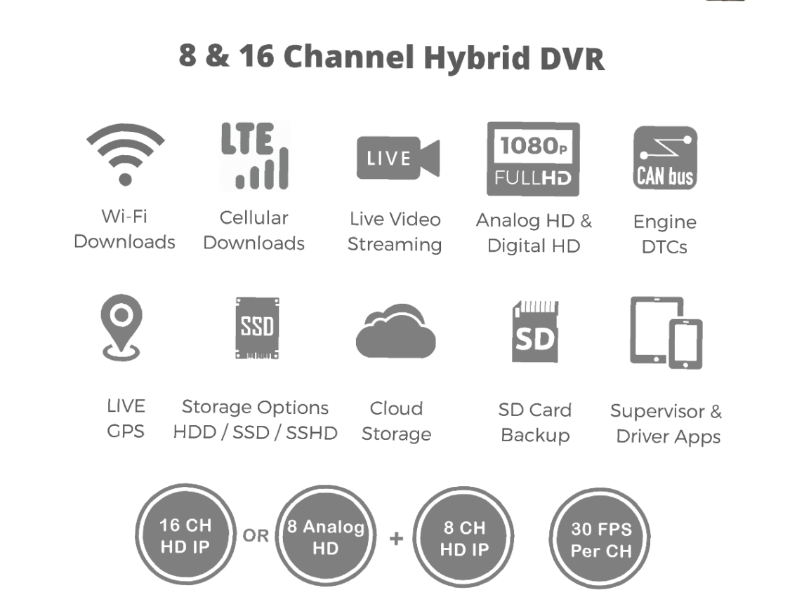 DVR Capabilities